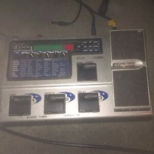 Digitech GNX-1 Multi Effects