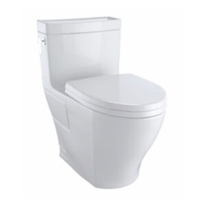 TOTO MS626214CEFG11 Aimes One Piece Toilet 1.28GPF Elongated