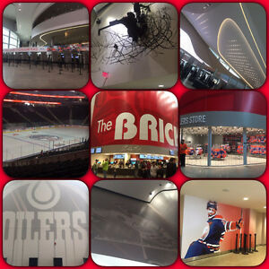 OILERS season tix CHEAP below face! Rogers Place: Sportsnet Club Edmonton Edmonton Area image 10