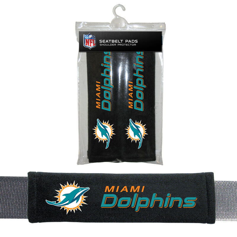 NFL Teams -  Seat Belt Shoulder Pad Covers -  Choose Your Team