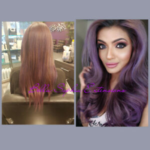 High Grade Human Remy Hair Extensions at Affordable Pricing