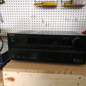 Onkyo amp and speakers
