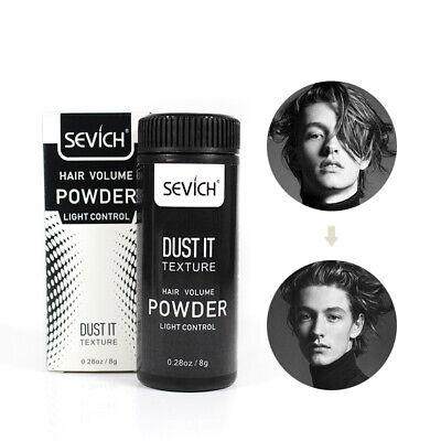 Sevich 50ml Unisex Hairspray Best Dust It Mattifying Powder Finalize Hair