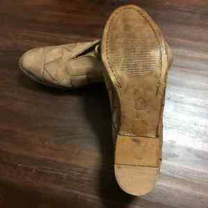 New Women's Free People Shoes Real Leather size 10 (41) Gatineau Ottawa / Gatineau Area image 3