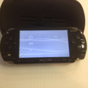 """sold""  Sony PSP Console"