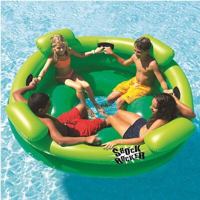 Swimline Shock Rocker Inflatable Family Float Toy For Swimming Pool Pond 9056