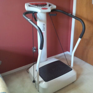 Euro Body Shaper Exercise Machine (Total Body Vibration)