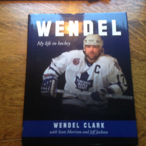 Wendel My Life in Hockey (Signed)