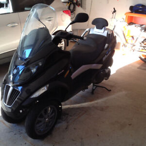 SCOOTER PIAGGIO MP3  400cc