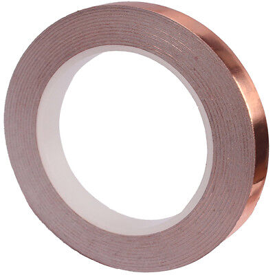 14 6mmx20m Copper Foil Tape Pcb Two-sided Conductive Adhesive
