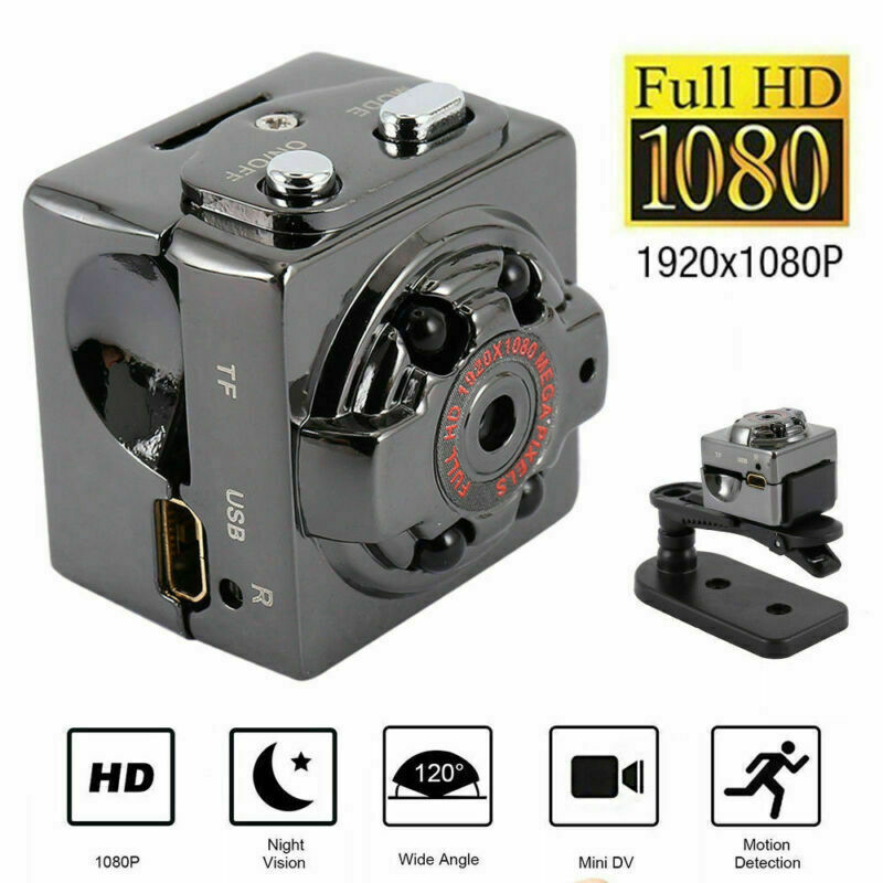 Srihome WIFI IP Kamera 1080P HD Überwachungskamera Webcam Wlan Nachtsicht Camera