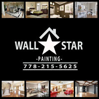 - Interior Painting - Prices as low as $1.50 per sq/ft