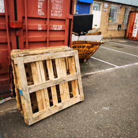 Free Pallets and Pallet Wood - Turn up - Do Not Call