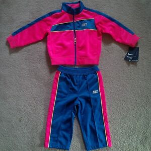 Brand New with tags Nike track suit size 18 months