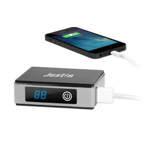 5,200 mAh Power Bank with LCD Display/ Banque de Puissance
