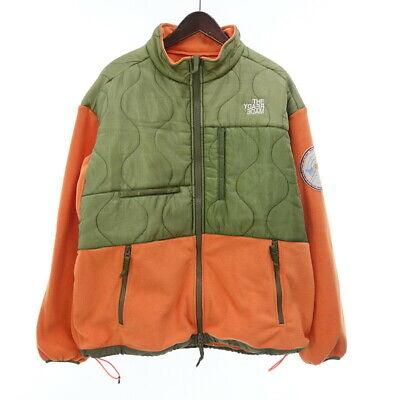 READYMADE 20AW FLLECE JACKET jacket Khaki & orange