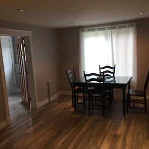 Lovely one bedroom apartment - October 1st
