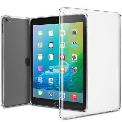 Soft Clear TPU Silicone Gel Case Back Cover for iPad Pro iPad Mini iPad Air 2 Clear Silicone Gel Case