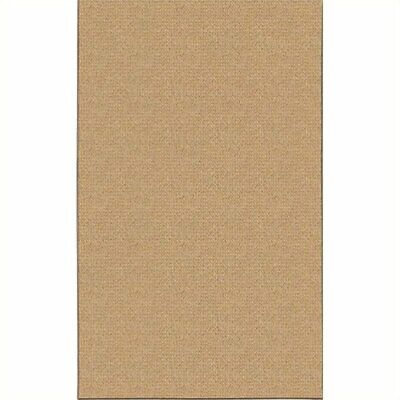 - Hawthorne Collection 8' x 10' Hand Tufted and Runner Area Rug in Sisal
