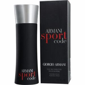 Armani Code Sport 75ml for Men by Giorgio Armani Windsor Region Ontario image 1