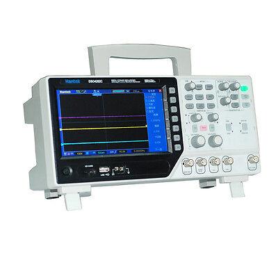Hantek Dso4102s Digital Oscilloscope 2ch 100mhz Arbitrary Waveform Generator