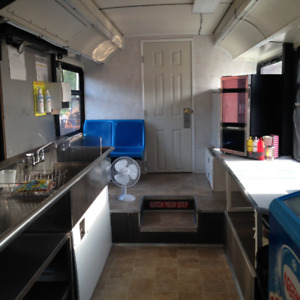 Selling Food truck