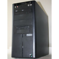 TouchSystems Desktop PC AMD Dual Core 2.91GHz 3GB RAM 160GB HDD