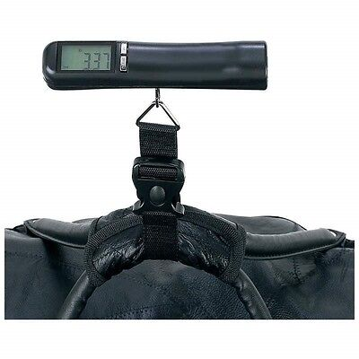 New Portable Digital LUGGAGE SCALE Electronic LCD Display Travel Hanging Weight