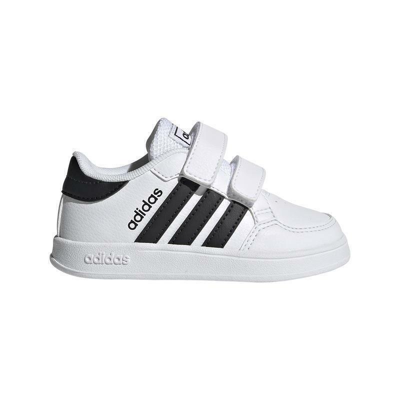 adidas Breaknet I Sneaker Baby - weiß/schwarz