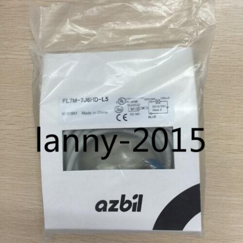 1pc New Azbil  Fl7m-7j6hd-l5