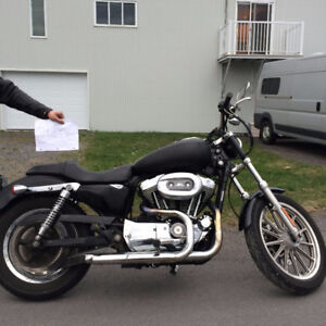 Sportster 1200 stage 2 B 2005