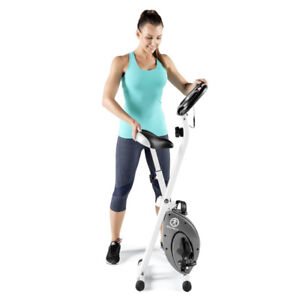 Marcy Foldable Exercise Bike - Portable & Brand new