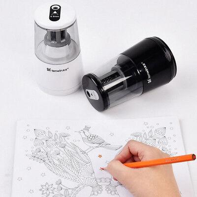 For Tenwin Desktop Electric Pencil Sharpener Heavy Duty Auto Stop School Office