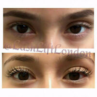 EyeLash Perm - Not Eye Lash Extensions Just $25
