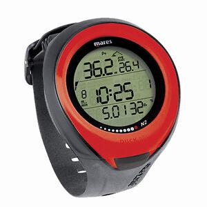 Mares dive computer puck pro red 02uk ebay - Mares dive watch ...