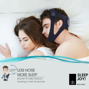 BRAND NEW - Anti Snoring Chin Strap - works with CPAP