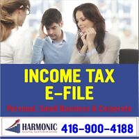 PERSONAL & BUSINESS TAX SERVICES