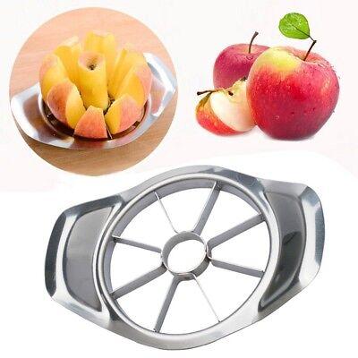 Easy Cut Slicer Cutter Corer Divider Peeler Stainless Steel Fruit Apple Pear