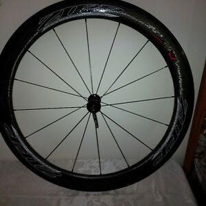 ZIPP Firecrest 404 Carbon Clinchers Kitchener / Waterloo Kitchener Area image 2