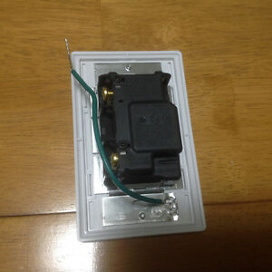 Lutron Single Pole Lighting & Fan Control switch and Module St. John's Newfoundland image 6