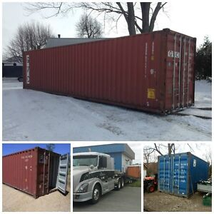 Spring Sale on Shipping Containers!