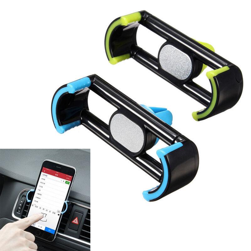 Car Air Vent Mount Phone Holder Car Kit Magnet Support For Smartphone US