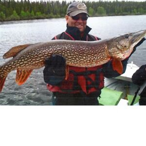 Fly-in Fishing Trip - Northern Saskatchewan