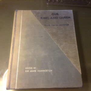 Our King and Queen by Sir John Hammerton