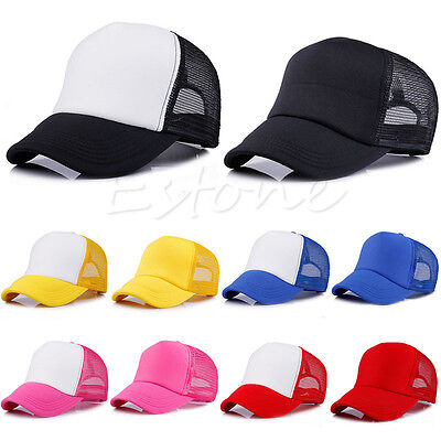 Boys Girls Children Hat Peaked Baseball Beret Kids Cap Hats