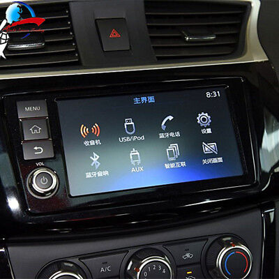 7 Radio display monitor For Nissan 2012 2016 SYLPHY Support Carplay Bluetooth