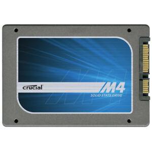 Micron Crucial M4 256GB SSD 2.5 SATA