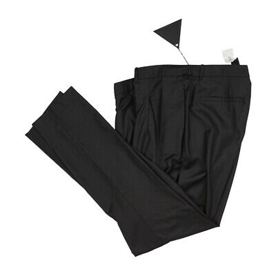 HOUSE OF WIDOW MENS LIGHT WEIGHT BLACK TROUSERS