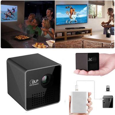 Latest DLP WIFI Mini Portable Pocket Multimedia Projector HD 1080P IOS/Android