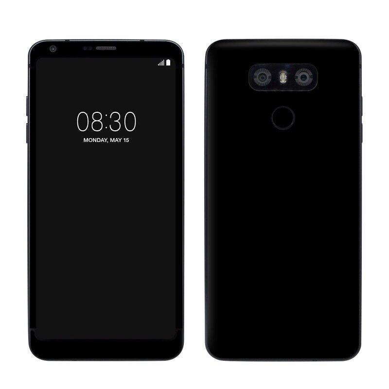 Android Phone - LG G6 AS993 (Latest Model) - 32GB - Black Smartphone 9/10 Unlocked